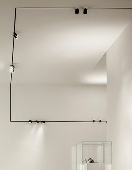 FLOS The Tracking Magnet Recessed
